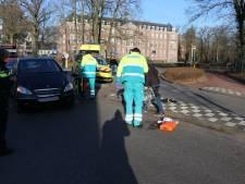 Man gewond na aanrijding op oversteekplaats Vught, traumahelikopter opgeroepen