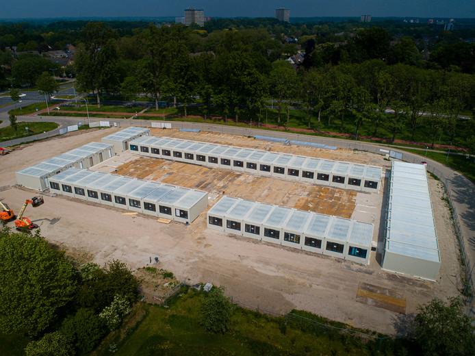 Studentencomplex op kop van Kortenoord wordt pas in december opgeleverd.