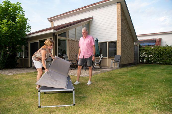 Harriët en Wim Weitkamp zijn eigenaar van vakantiepark De Wilde Roos. Het scoort steevast hoog op Zoover.