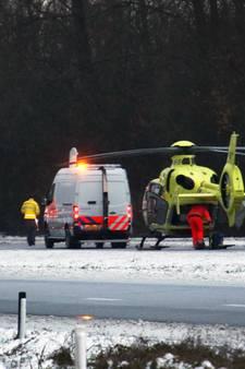 Ongeval Sloeweg Noord: na broertje (3) alsnog zusje (5) overleden