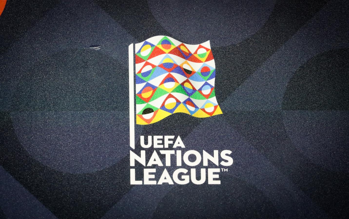 Het logo van de nieuwe Nations League.