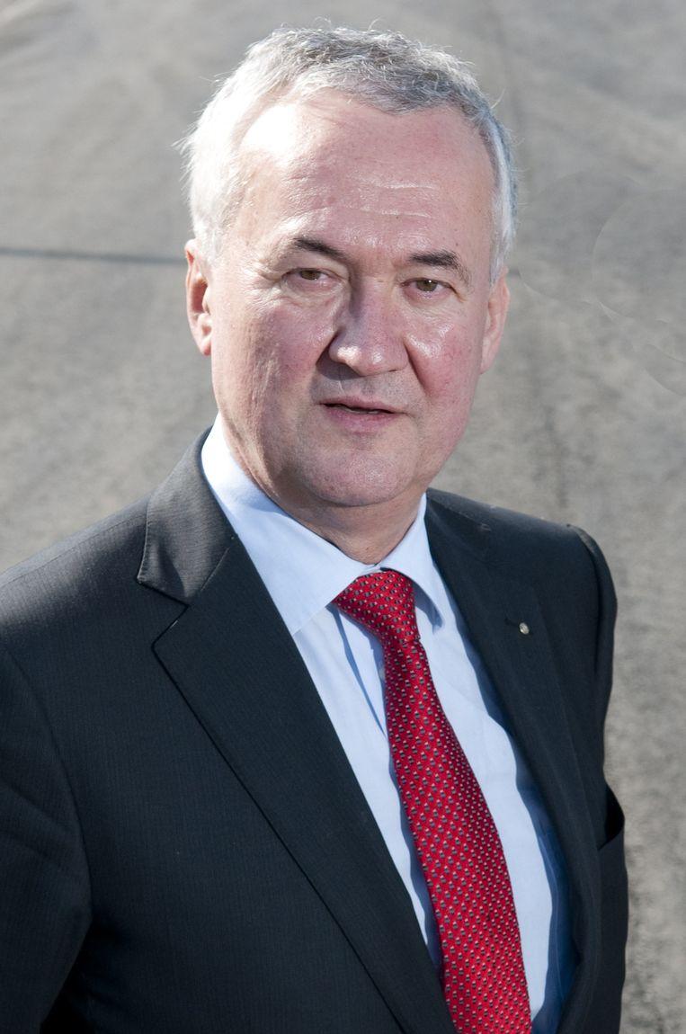 Philippe Willequet, burgemeester van Kluisbergen