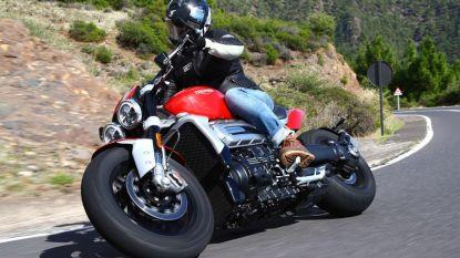 Dit is de sterkste motorfiets ter wereld