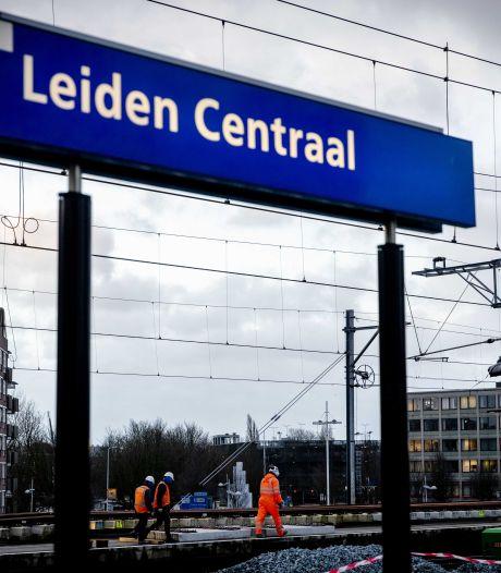 Politie zoekt getuigen van incident op Leiden Centraal