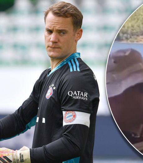 Zat Manuel Neuer fout met zingen van omstreden Kroatisch lied?