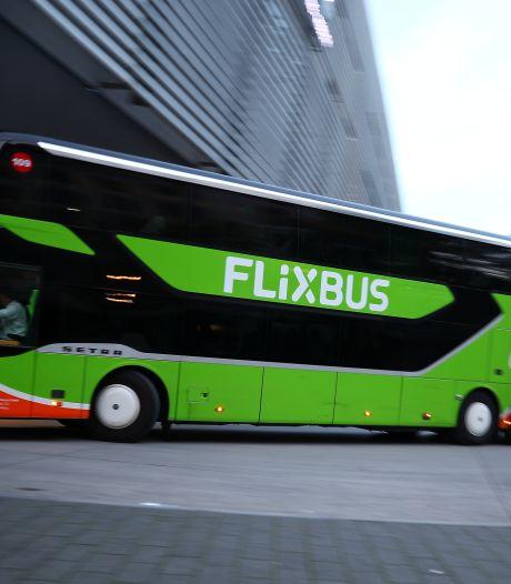 De groene bussen van FlixBus rijden weer: netwerk vanuit Tilburg en Eindhoven deels hervat