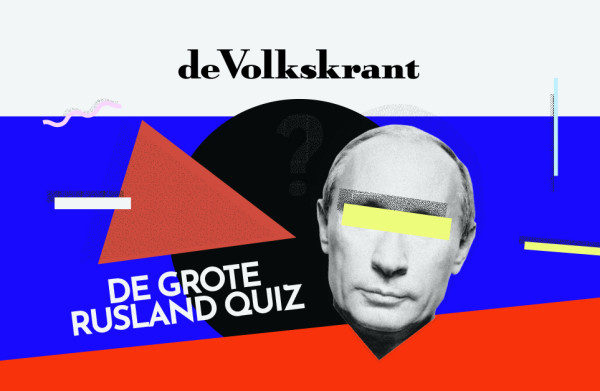 Wat weet jij van het gastland van dit WK, **Rusland**? Test je kennis in onze quiz