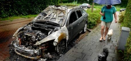 In Terweijde in Culemborg zwijgt iedereen over de autobranden