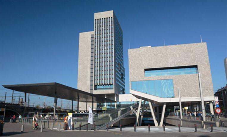 Het Vlaams Administratief Centrum (VAC) is gehuisvest in het Virginie Lovelinggebouw in Gent.