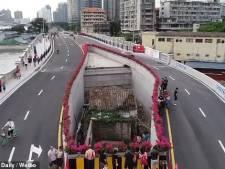 Dit gebeurt er als je weigert om te verhuizen voor de aanleg van een snelweg in China