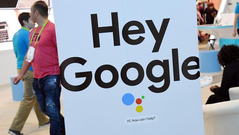 Ook de Nederlandstalige versie van spraakhulp Google Assistant wordt geactiveerd met de kreet Hé Google Beeld anp