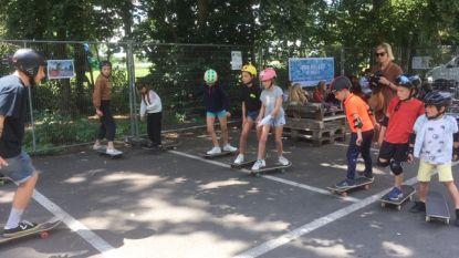 Flink wat belangstelling voor skate-initiatie in Gavere