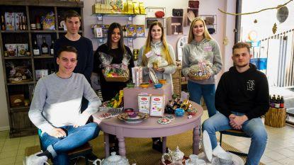 OLVI-leerlingen starten met schoolwinkel