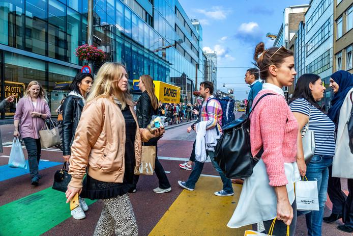 Utrecht krijgt tot 2035 ruim 20 procent meer inwoners. Daarmee is Utrecht van de vier grootste steden de snelste groeiende stad van Nederland.