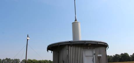 Testvlucht op vliegroutes 'Lelystad' in deze regio