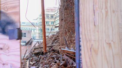 Gebouw deels ingestort in Brussel: geen gewonden