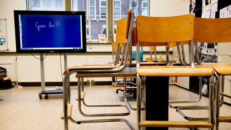 Het speciaal onderwijs heeft een enorm lerarentekort Beeld ANP