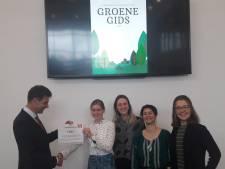 Groene Gids van studenten UCR helpt Middelburgers om duurzamer te leven