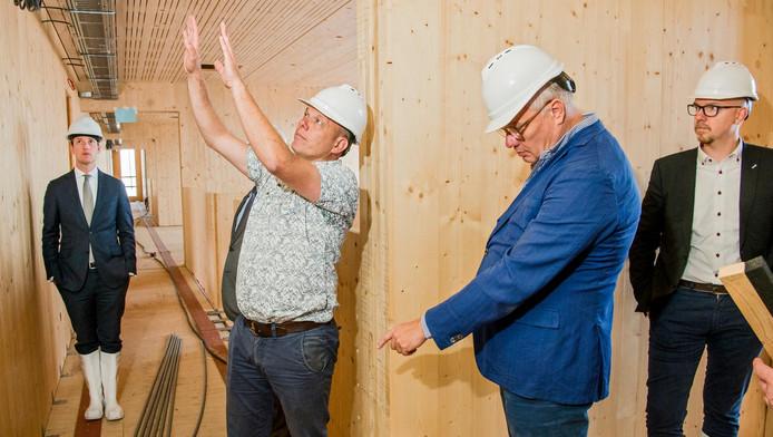 Nieuwbouw basisschool het open venster snel gesloopt for Open venster rotterdam