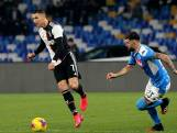 Eindelijk weer feest in Napels na winst op rivaal Juventus