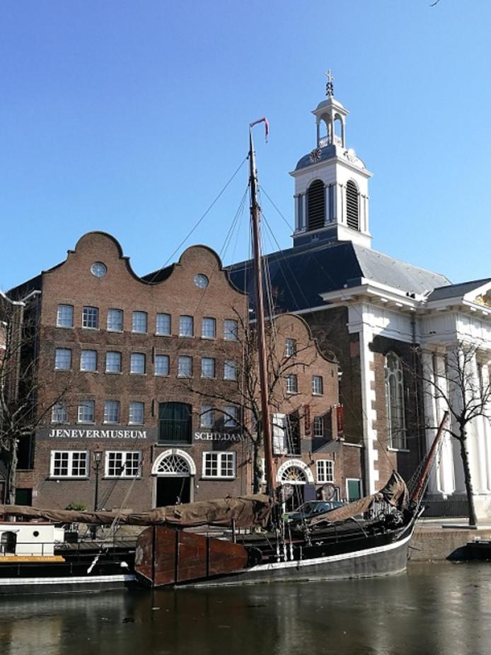 Het Nationaal Jenevermuseum Schiedam