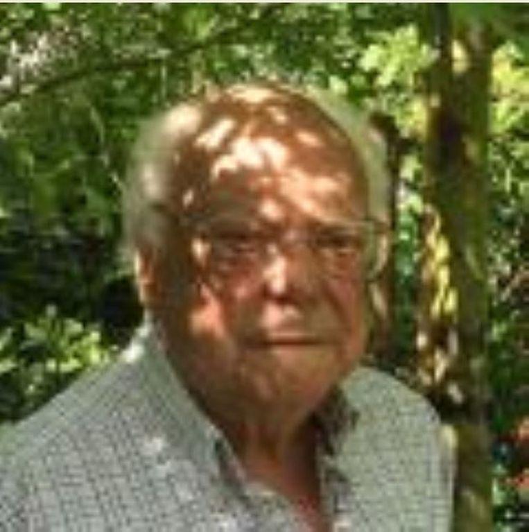 Louis Loriers (foto begrafenissen Pues)