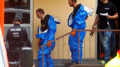 Duitse politie bevestigt: aanslag verijdeld met biologische bom vol ricine