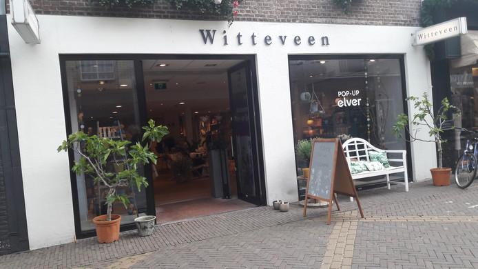 Elver zit tijdelijk met een pop-up winkel in de Boliestraat.