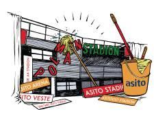 Asito Arena of gewoon Asito Stadion? 'Zolang het maar geen Asito Veste is'