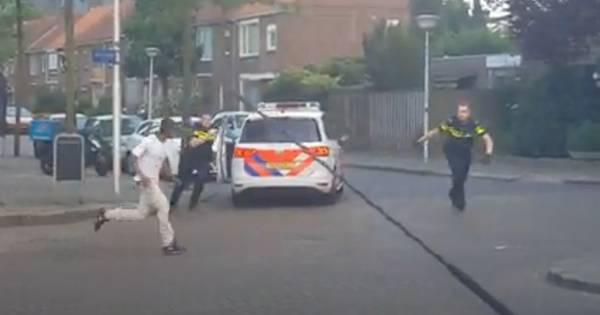 Politie beëindigt feest met 300 bezoekers in Henri
