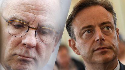 """Geens kritisch: """"De Wever is minister van Binnenlandse Zaken, Buitenlandse Zaken, Justitie en van nog wat andere zaken..."""""""
