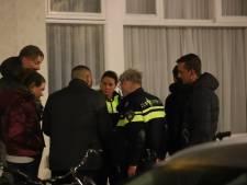 Explosie bij woning Van Alphenstraat Voorburg