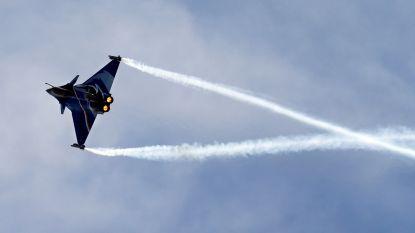"""Vervanging F-16's: """"België kan zonder juridische problemen voor Franse Rafale kiezen"""""""