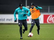 Geslaagde rentree voor Locadia bij Jong PSV-NAC