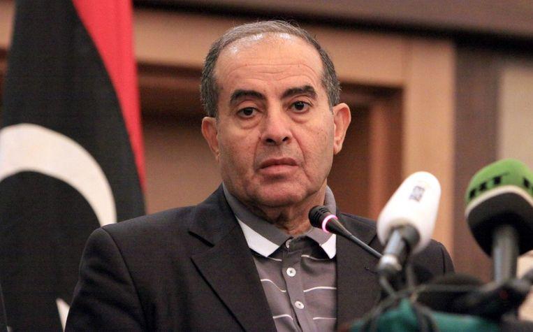 Mahmoud Jibril Beeld epa