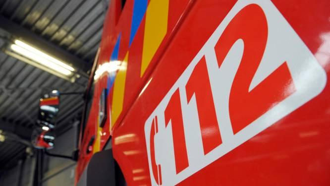 """Brandweer redt dove man: """"Rookmelders redden levens"""""""