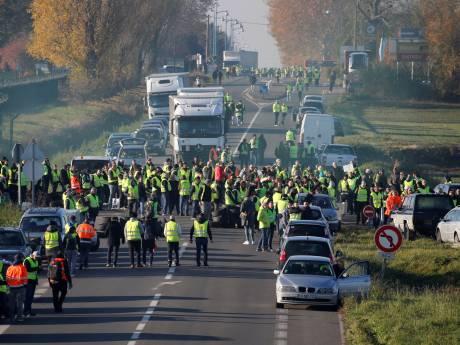 Demonstrant omgekomen bij Franse protesten tegen hoge brandstofprijzen