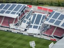 Meerdere onderzoeken naar ingestorte dak AZ-stadion