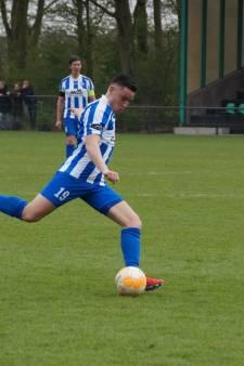 Almkerk-speler Jurre van Laarhoven (21) geeft werk voorrang