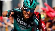 Benedetti schiet weer raak voor BORA in Giro, Polanc neemt roze trui over van ploegmaat Conti