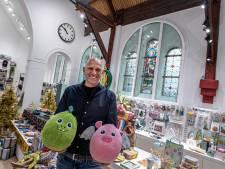 De halve wereld knutselt met spullen van Avec, in Tilburg liggen ze nu mooi uitgestald
