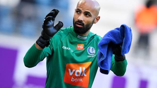 """AA Gent-doelman Sinan Bolat valt in de smaak: """"Het doet deugd dat het publiek mijn naam scandeerde"""""""
