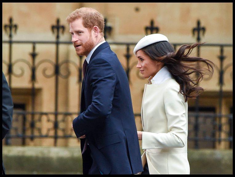 Het huwelijk van prins Harry en Meghan Markle zal op 19 mei plaatsvinden, zonder dat het paar huwelijkse voorwaarden zou hebben vastgelegd.