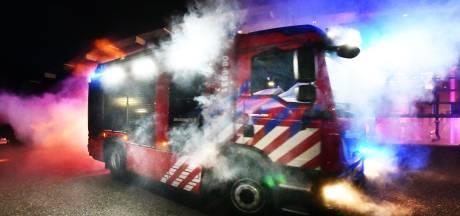 Fel protest haalt niets uit, korpsen verliezen tweede brandweerwagen