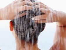 Woerden en omgeving kan even niet douchen