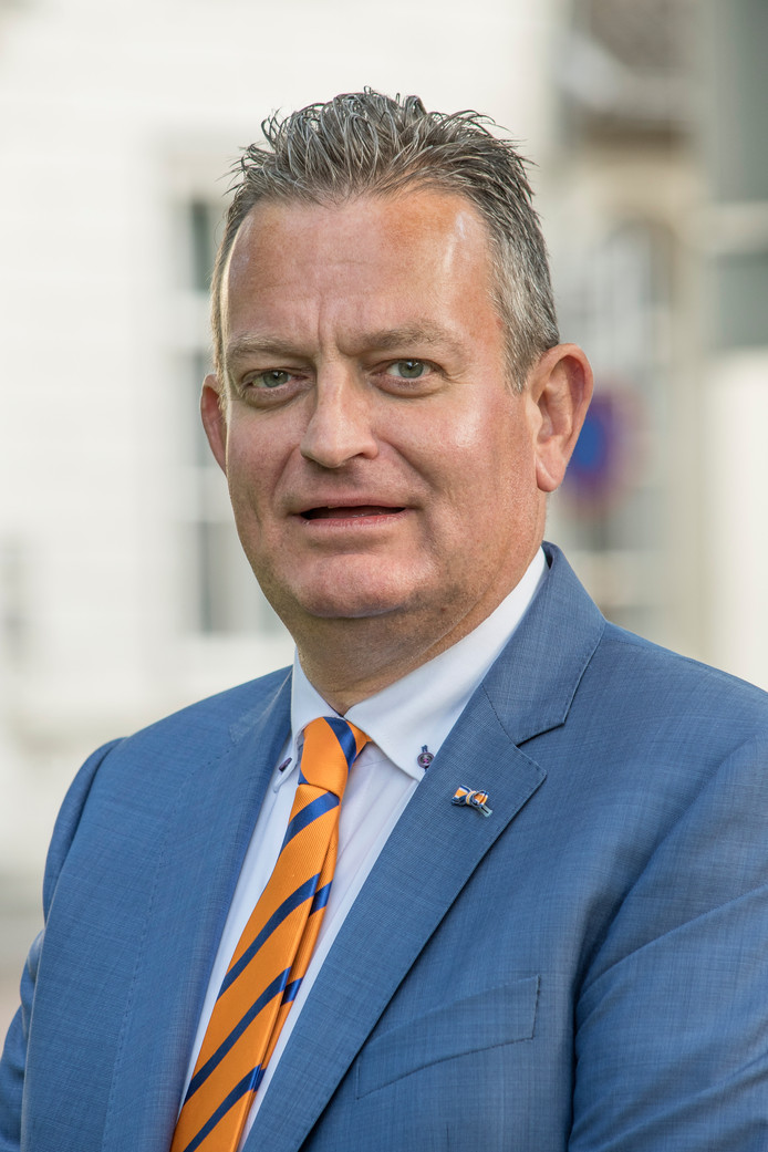 Raadslid Wil Vennix.