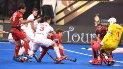 Hockeymannen krijgen enkel premie bij WK-winst en die bedraagt amper 5.000 euro per Red Lion