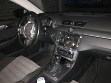 Airbags en navigatiesystemen gestolen, zonder verdere braakschade