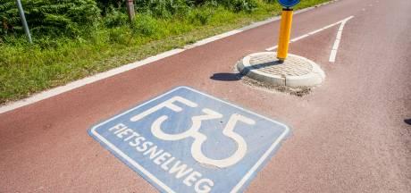 GroenLinks wil versnelling fietssnelweg Oldenzaal-Enschede