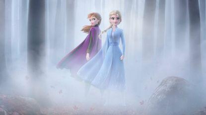 'Frozen 2' zet ook in België beste openingsweekend ooit neer voor een animatiefilm